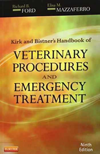 9781437707984-143770798X-Kirk & Bistner's Handbook of Veterinary Procedures and Emergency Treatment