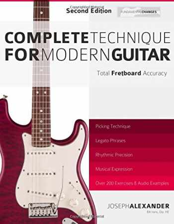 9781503317116-1503317110-Complete Technique for Modern Guitar: Second Edition