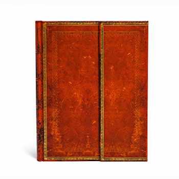 9781551562865-1551562863-Paperblanks Smythe Sewn Old Leather Wraps Handtooled Lined