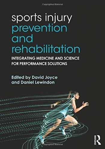 9780415815062-0415815061-Sports Injury Prevention and Rehabilitation