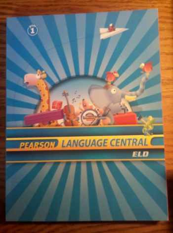 9780328634347-0328634344-Pearson Language Central ELD, Grade 1