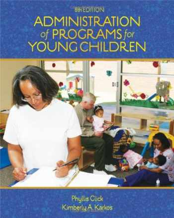 9780495808985-0495808989-Administration of Programs for Young Children (Available Titles CourseMate)