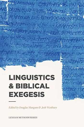 9781577996644-157799664X-Linguistics & Biblical Exegesis (Lexham Methods Series)