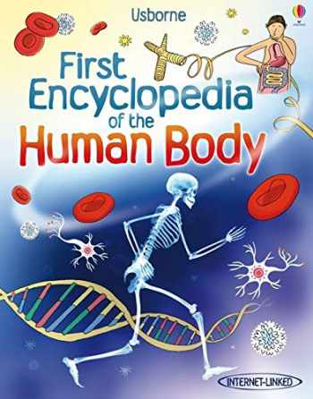 9781409520092-1409520099-First Encyclopedia of the Human Body (Usborne First Encyclopedia)