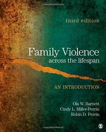 9781412981781-1412981786-Family Violence Across the Lifespan: An Introduction