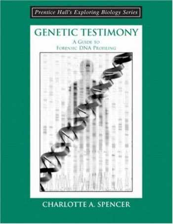 9780131423381-013142338X-Genetic Testimony: A Guide to Forensic DNA Profiling (Booklet)