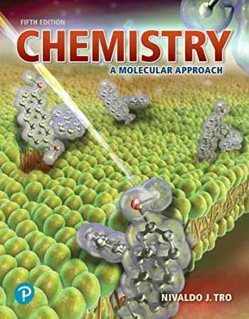 9780134988801-0134988809-Chemistry: A Molecular Approach Plus Mastering Chemistry with Pearson eText -- Access Card Package (5th Edition) (New Chemistry Titles from Niva Tro)
