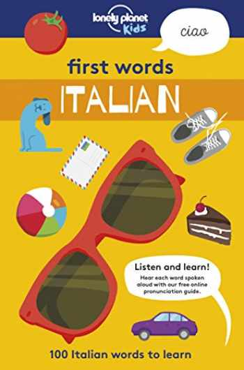 9781787012684-1787012689-First Words - Italian: 100 Italian words to learn