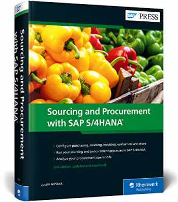 9781493219117-1493219111-SAP S/4HANA Sourcing and Procurement (2nd Edition) (SAP PRESS)