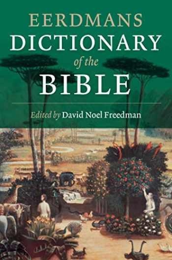 9780802877437-0802877435-Eerdmans Dictionary of the Bible