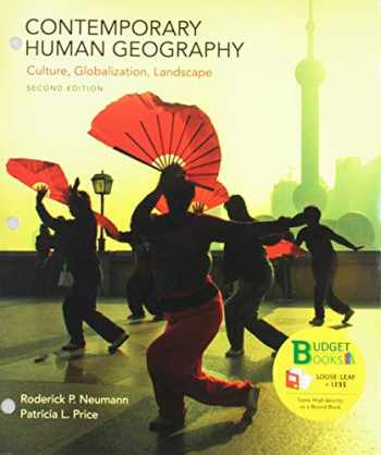 9781319059828-1319059821-Loose-leaf Version for Contemporary Human Geography: Culture, Globalization, Landscape