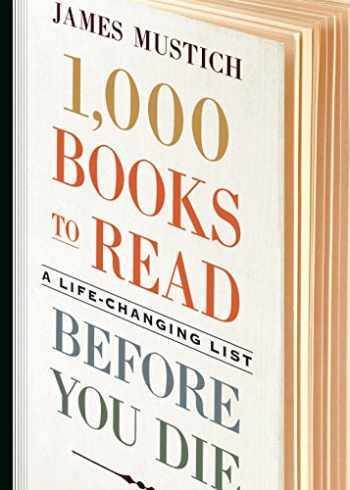 9781523504459-1523504455-1,000 Books to Read Before You Die: A Life-Changing List