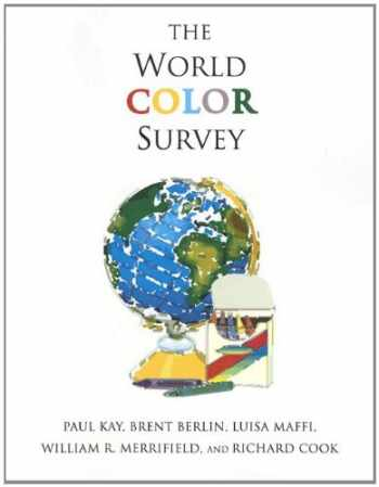 9781575864167-1575864169-The World Color Survey (Volume 159) (Lecture Notes)