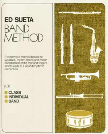 9781566170277-1566170273-M-103CD - Ed Sueta Band Method Clarinet Book 1 - Book and Online Audio