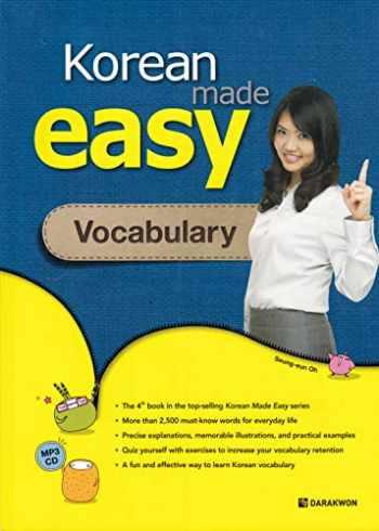 9788927731177-8927731174-KOREAN MADE EASY : VOCABULARY (Coréen - anglais)