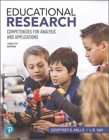 9780134784076-0134784073-MyLab Education with Pearson eText for Educational Research: Competencies for Analysis and Applications plus Third-Party eBook (Inclusive Access) ... New in Ed Psych / Tests & Measurements)