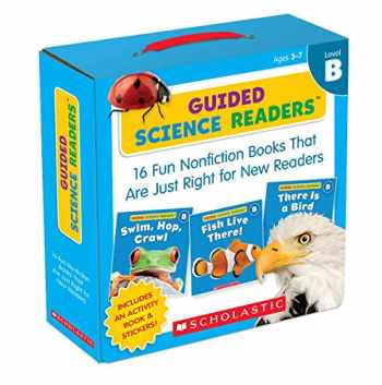 9780545650939-0545650933-Guided Science Readers Parent Pack: Level B: 16 Fun Nonfiction Books That Are Just Right for New Readers