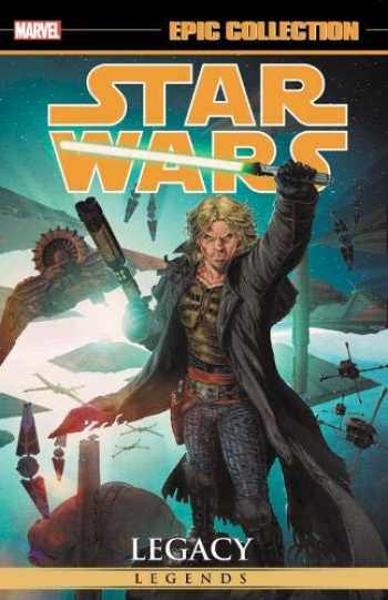 9781302923754-1302923757-Star Wars Legends Epic Collection: Legacy Vol. 3