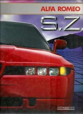 9788879110143-8879110144-Alfa Romeo SZ