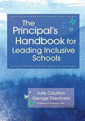 9781598572988-1598572989-The Principal's Handbook for Leading Inclusive Schools