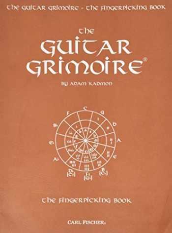 9780825839269-0825839262-GT103 - The Guitar Grimoire - The Fingerpicking Book
