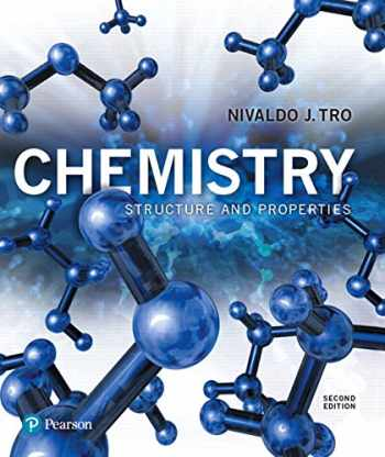 9780134436524-0134436520-Chemistry: Structure and Properties Plus Mastering Chemistry with Pearson eText -- Access Card Package (2nd Edition) (New Chemistry Titles from Niva Tro)