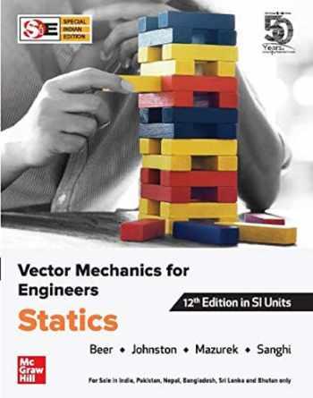 9789353166595-9353166594-Vector Mechanics for Engineers; Statics, 12th edition