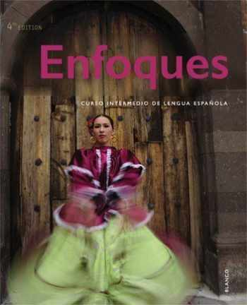 9781626807167-1626807167-Enfoques, 4th Ed, Student Edition with Supersite and vText Code