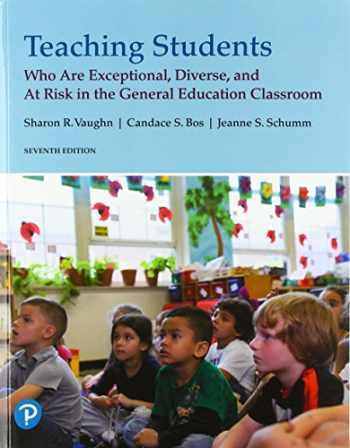 9780134995724-0134995724-Teaching Students Who are Exceptional, Diverse, and At Risk in the General Education Classroom, plus MyLab Education with Pearson eText -- Access Card ... Edition) (What's New in Special Education)