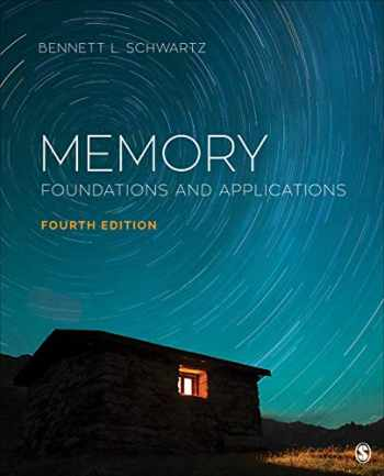 9781544363325-154436332X-Memory: Foundations and Applications
