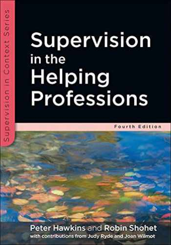 9780335243112-0335243118-Supervision In The Helping Professions (Supervision in Context)