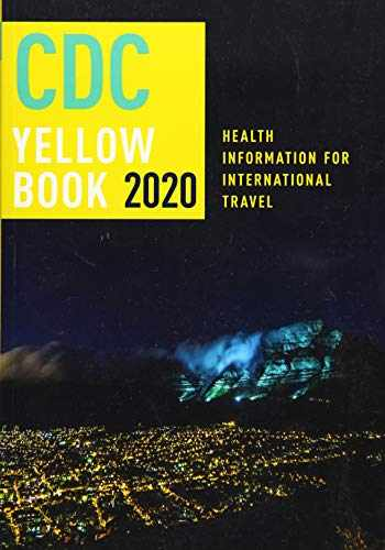 9780190928933-019092893X-CDC Yellow Book 2020: Health Information for International Travel (CDC Health Information for International Travel)