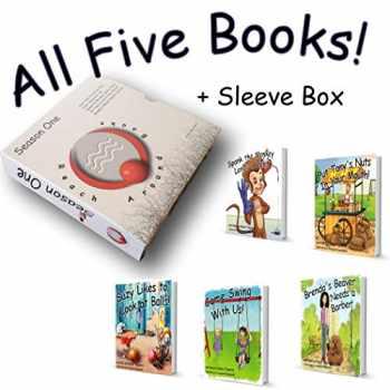 9781946178053-1946178055-Reach Around Books--Season One Box Set