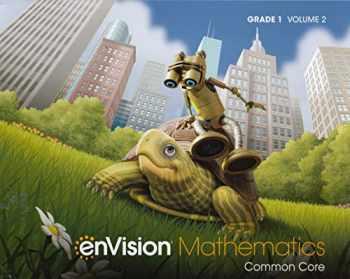 9780134954738-0134954734-ENVISION MATHEMATICS 2020 COMMON CORE STUDENT EDITION GRADE 1 VOLUME 2