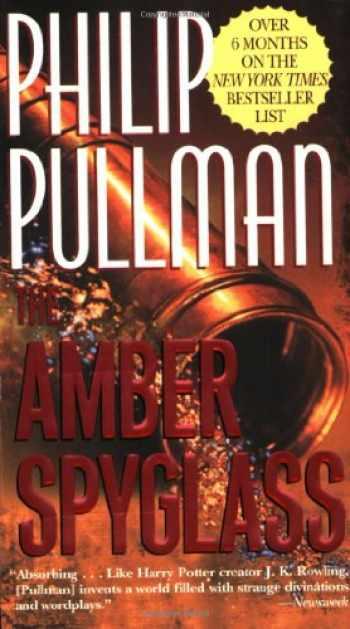 خرید کتاب The Amber Spyglass (His Dark Materials, Book 3