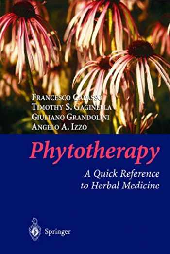 9783540000525-3540000526-Phytotherapy: A Quick Reference to Herbal Medicine