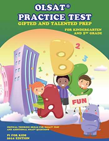 9781500720483-1500720488-OLSAT® PRACTICE TEST Gifted and Talented Prep for Kindergarten and 1st Grade: Gifted and Talented Prep (Gifted and Talented Practice Test) (Volume 2)