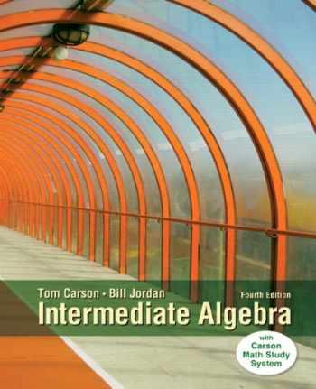 9780321915870-0321915879-Intermediate Algebra (4th Edition)