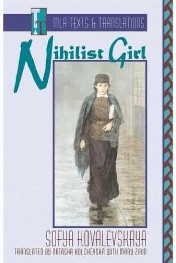 9780873527903-0873527909-Nihilist Girl (Mla Texts and Translations)