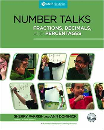 9781935099758-1935099752-Number Talks: Fractions, Decimals, and Percentages