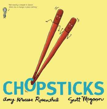 9781423107965-1423107969-Chopsticks (The Spoon Series, 2)