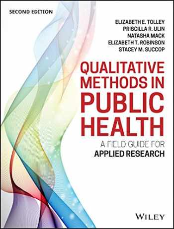 9781118834503-111883450X-Qualitative Methods in Public Health: A Field Guide for Applied Research (Jossey-Bass Public Health)