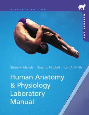 9780321821843-032182184X-Human Anatomy & Physiology Laboratory Manual, Cat Version Plus Mastering A&P with eText -- Access Card Package (11th Edition) (Benjamin Cummings Series in Human Anatomy & Physiology)