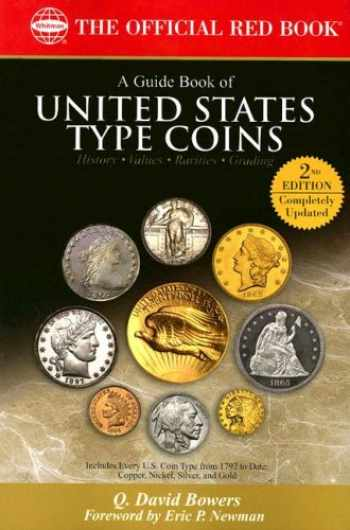9780794822835-0794822835-A Guide Book of United States Type Coins (The Official Red Book)
