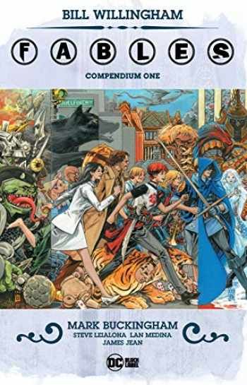 9781779504548-1779504543-Fables Compendium One