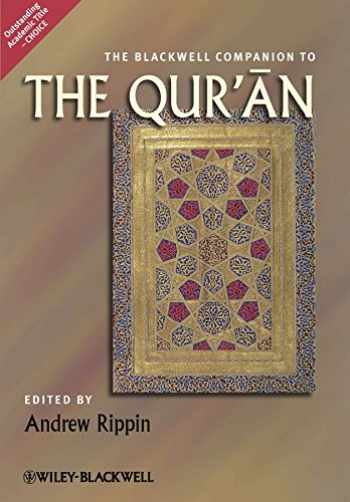 9781405188203-1405188200-The Blackwell Companion to the Qur'an