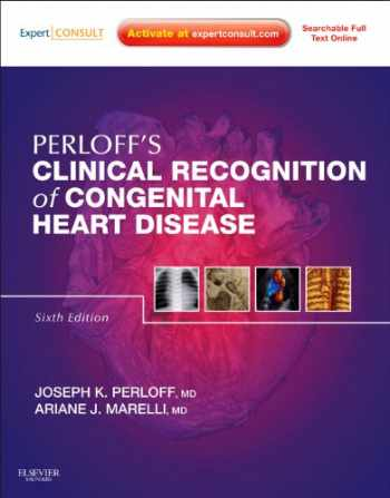 9781437716184-1437716180-Perloff's Clinical Recognition of Congenital Heart Disease: Expert Consult - Online and Print