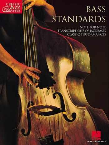 9780634000355-0634000357-Bass Standards: Classic Jazz Masters Series