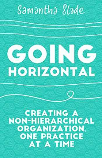 9781523095261-1523095261-Going Horizontal: Creating a Non-Hierarchical Organization, One Practice at a Time
