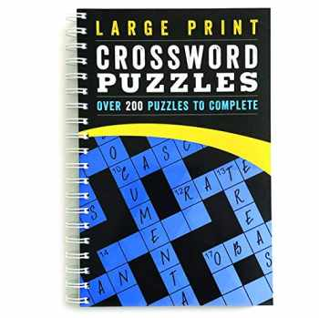 9781680524888-1680524887-Large Print Crossword Puzzles: Over 200 Puzzles to Complete